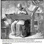 scriptorium of a monastry